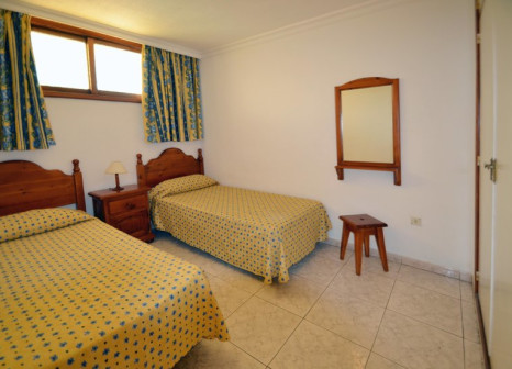 Hotelzimmer mit Golf im Apartamentos Los Juncos I