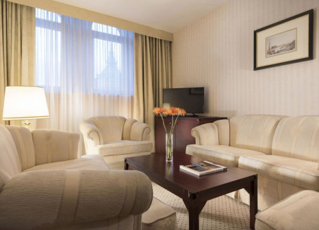 Hotelzimmer mit Hallenbad im Maritim Parkhotel Mannheim