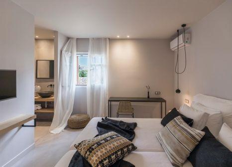 Hotelzimmer mit Tennis im Minos Beach Art Hotel