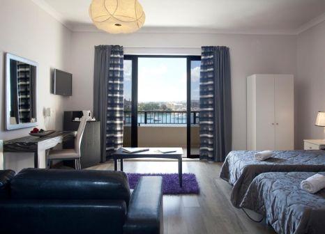 Hotelzimmer mit Whirlpool im Sliema Marina Hotel