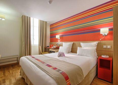 Hotelzimmer mit WLAN im Best Western Hôtel du Mucem