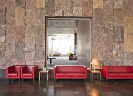 Hotelzimmer mit Aufzug im Hotel ILUNION Alcalá Norte