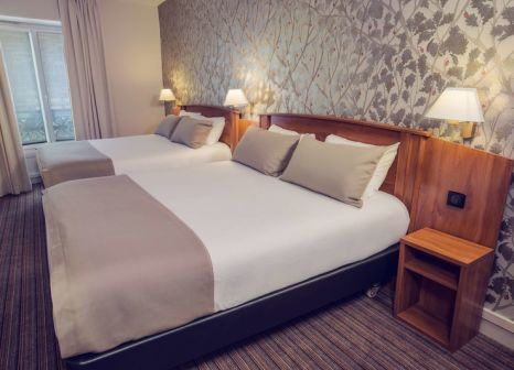Hotelzimmer mit Internetzugang im Timhotel Le Louvre