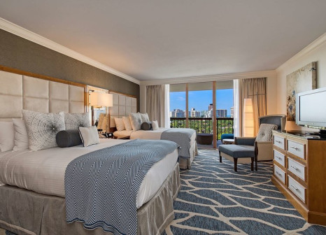 Hotelzimmer mit Mountainbike im Naples Grande Beach Resort
