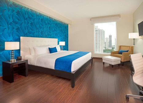 Hotelzimmer mit Spa im Ramada Plaza Panama Punta Pacifica