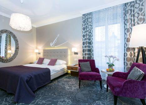 Hotelzimmer mit Aerobic im Schweizerhof Luzern