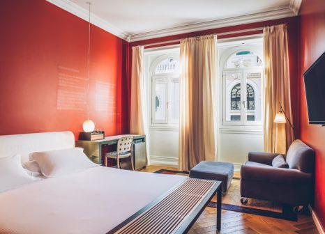 Hotelzimmer mit Ski im Iberostar Las Letras Gran Via