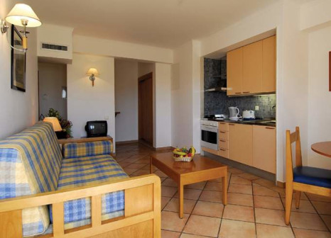 Hotelzimmer mit Golf im Oceanus Aparthotel
