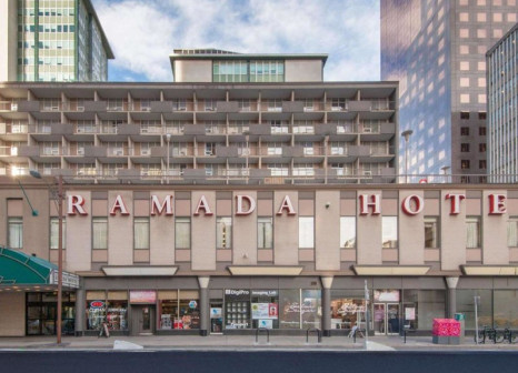 Hotel Ramada Plaza Calgary Downtown in Alberta - Bild von FTI Touristik