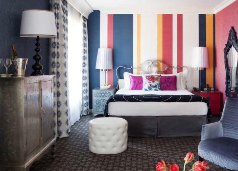 Hotelzimmer mit Hochstuhl im The Marker San Francisco