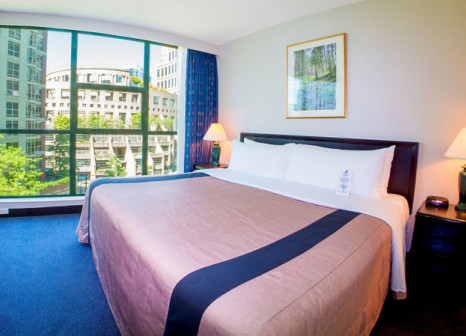 Hotelzimmer mit Spielplatz im Rosedale on Robson Suite