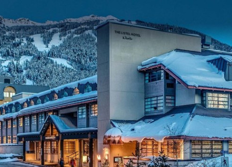 The Listel Hotel Whistler günstig bei weg.de buchen - Bild von FTI Touristik
