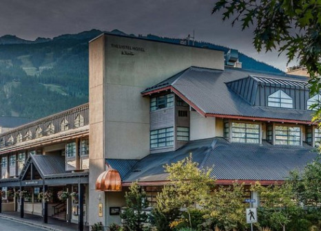 The Listel Hotel Whistler in British Columbia - Bild von FTI Touristik
