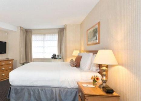 Hotelzimmer mit Volleyball im The Listel Hotel Whistler