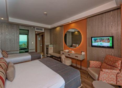 Hotelzimmer mit Volleyball im Kirman Arycanda De Luxe
