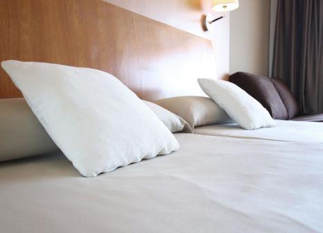 Hotelzimmer mit Tischtennis im Oh!tels Vila Romana