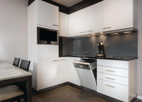 Hotelzimmer mit Aerobic im Adina Apartment Hotel Frankfurt Neue Oper