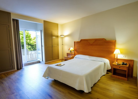 Hotelzimmer mit Golf im El Hotel Monarque el Rodeo