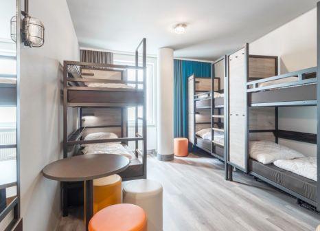 Hotelzimmer mit Fitness im a&o Köln Neumarkt