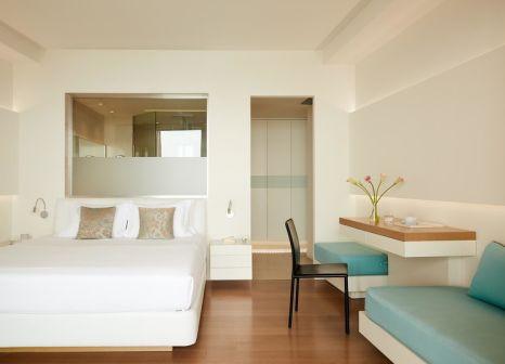 Hotelzimmer mit Mountainbike im Cavo Olympo Luxury Hotel & Spa