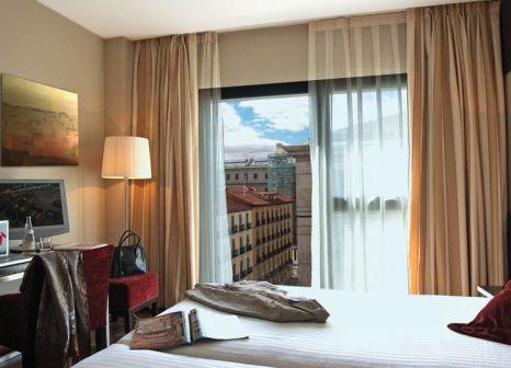 Hotelzimmer mit Animationsprogramm im Hotel Paseo del Arte