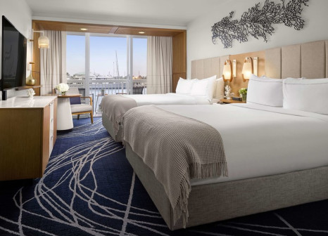 Hotelzimmer mit Fitness im Hilton Fort Lauderdale Marina