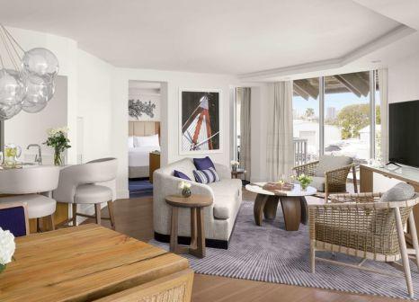 Hotelzimmer mit Tennis im Hilton Fort Lauderdale Marina