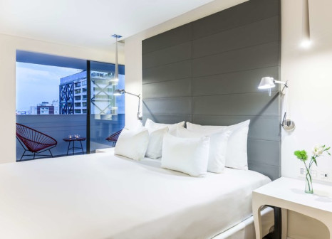 Hotelzimmer mit Aerobic im NH Collection Mexico City Reforma