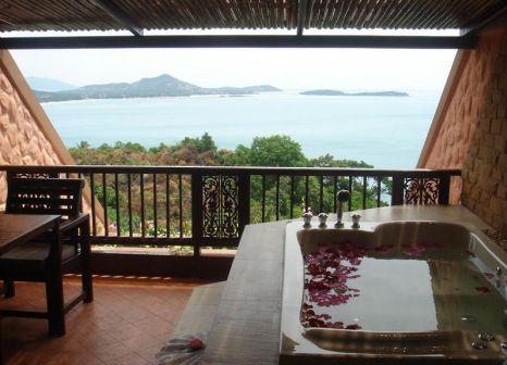 Hotelzimmer mit Tennis im Samui Bayview Resort & Spa
