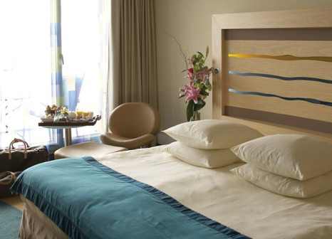 Hotelzimmer mit Fitness im Radisson Blu Hotel, Nice