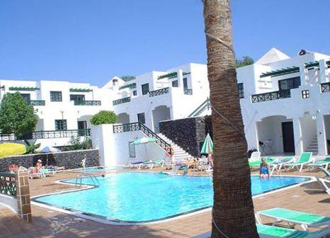 Hotelzimmer mit Golf im Apartamentos Guinate Club