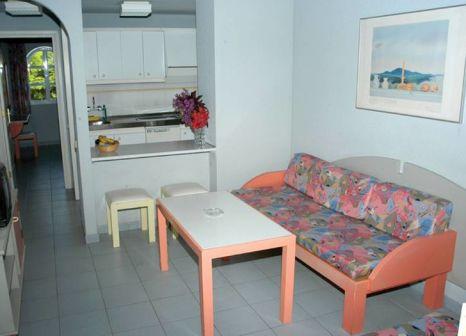 Hotelzimmer mit Minigolf im Tisalaya Park