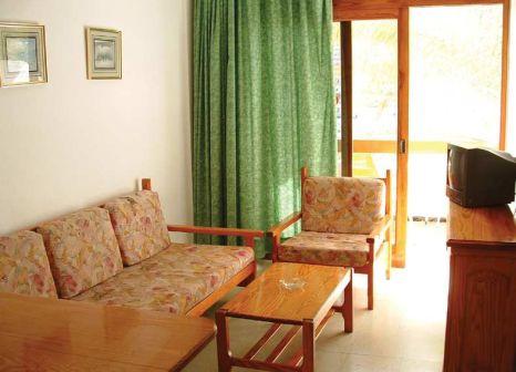 Hotelzimmer mit Fitness im Apartamentos Solana