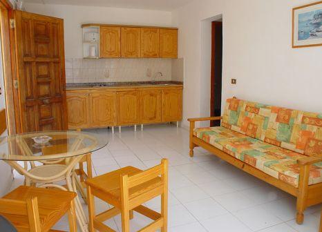 Hotelzimmer mit Kinderpool im Apartamentos Roslara