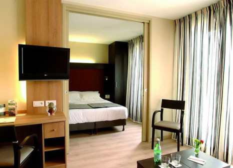 Hotelzimmer mit Familienfreundlich im Appart'City Confort Marne la Vallée Val d'Europe