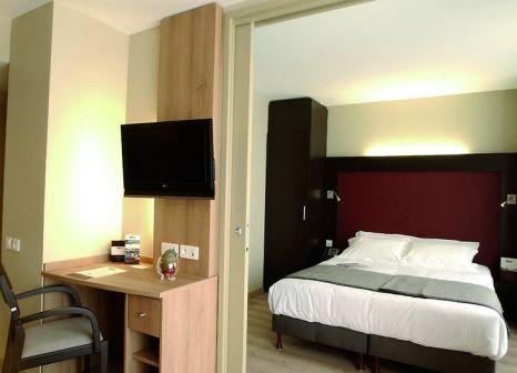 Hotelzimmer mit Klimaanlage im Appart'City Confort Marne la Vallée Val d'Europe