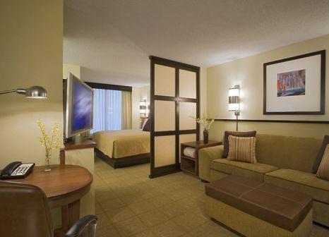 Hotelzimmer mit Golf im Hyatt Place Miami Airport-West/Doral