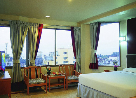 Hotelzimmer mit Fitness im Sunshine Hotel & Residences