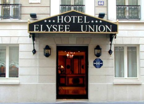 Hotel Elysees Union in Ile de France - Bild von FTI Touristik