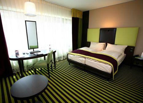 Hotelzimmer mit Casino im Airport Basel