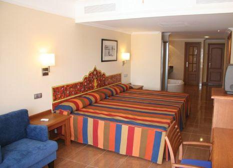 Hotelzimmer mit Golf im Hotel Mediterráneo Bay