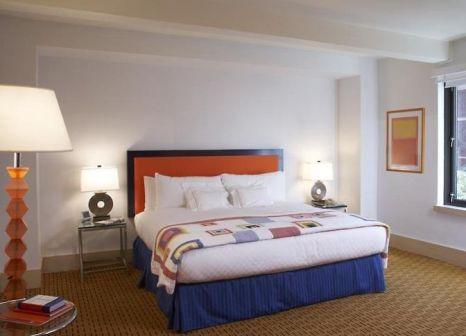 Hotelzimmer mit Animationsprogramm im The Roger New York