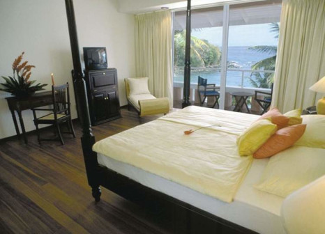 Hotelzimmer mit Tennis im Blue Haven Hotel