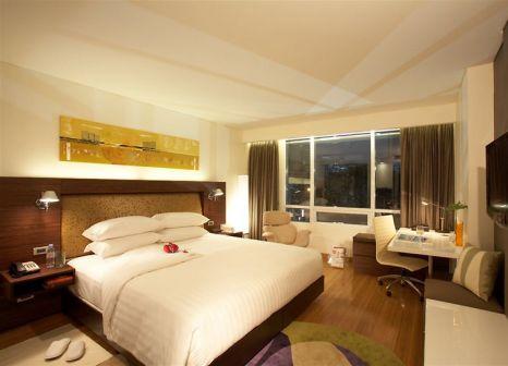 Hotelzimmer mit Tennis im Park Plaza Sukhumvit Hotel, Bangkok