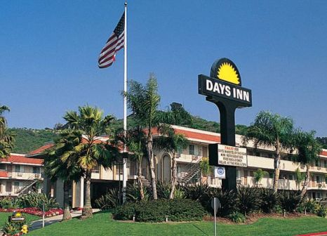 Days Inn San Diego Hotel Circle Near SeaWorld in Kalifornien - Bild von FTI Touristik