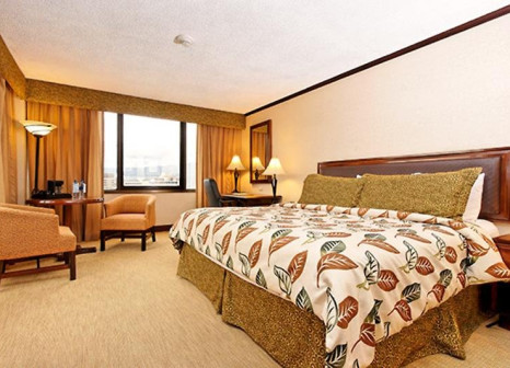 Hotelzimmer mit Clubs im Holiday Inn San Jose-Aurola