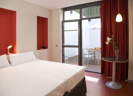 Hotelzimmer mit Whirlpool im Ciutat Vella Hotel