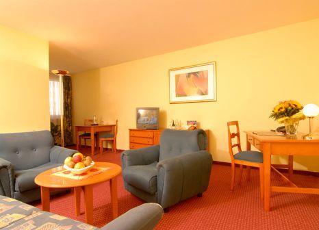 Hotelzimmer mit Sauna im AZIMUT Hotel Nürnberg