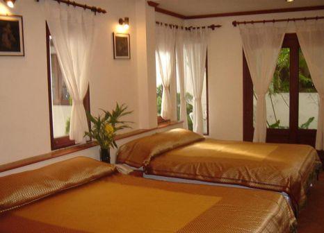 Hotelzimmer mit Volleyball im Samui Honey Cottage Beach Resort