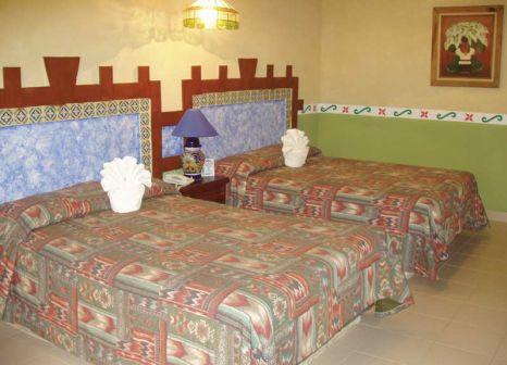 Hotelzimmer mit Mountainbike im Hotel Las Golondrinas
